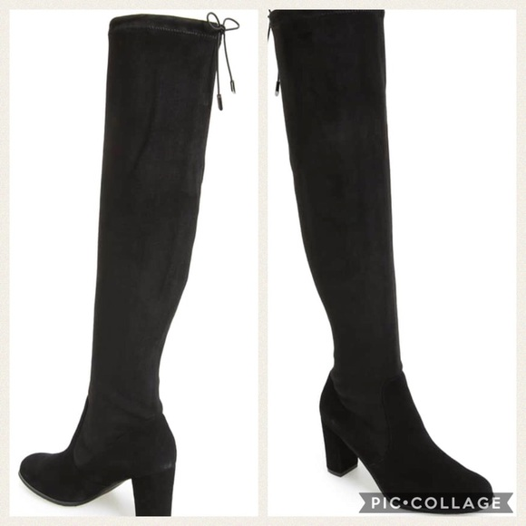 5a2be440690 Blondo Shoes - BLONDO Kali Waterproof Over the Knee Boot
